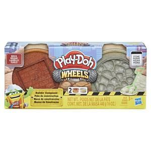 Bilde av Play-Doh Wheels Brick And Stone Buildin` Compound