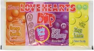 Bilde av Swizzels Love Hearts Dip 23g