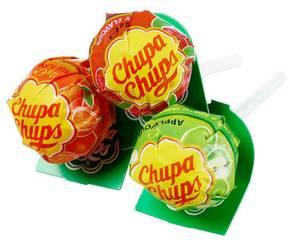 Bilde av Chupa Chups Fruit Kangaroo Kjærlighet 13g - 1 stk