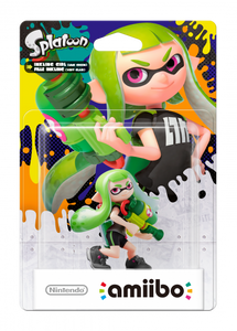 Bilde av Nintendo Amiibo - Splatoon Inkling Girl Lime
