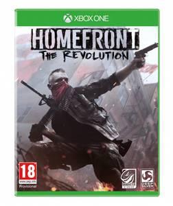 Bilde av Homefront The Revolution (Xbox One)