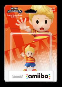 Bilde av Nintendo Amiibo - Lucas (No 53)