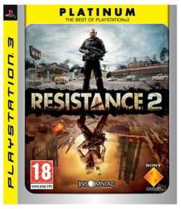 Bilde av Resistance 2 (Platinum) (PS3)