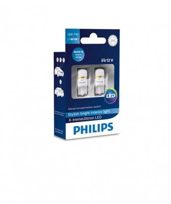 Philips T10 X-tremeUltinon LED 4000K