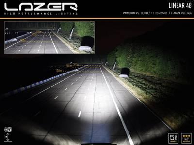 Lazer Linear 48 Standard LED