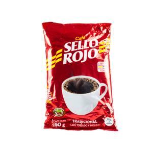 Bilde av SELLO ROJO kaffe-Café Tostado y Molido 250g