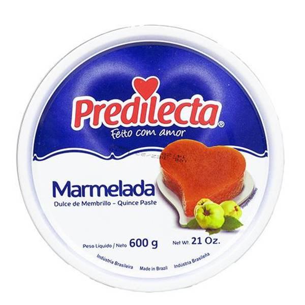 PREDILECTA Marmelada - Dulce de Membrillo 600g