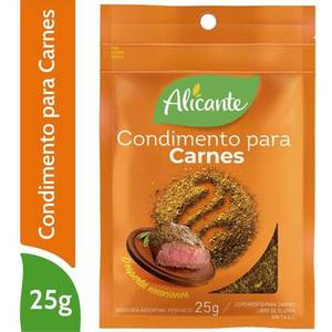 Bilde av Alicante Condimento para Carnes 25g