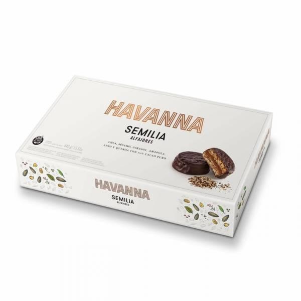Alfajores Havanna Semillas 4 stk - Gluten Fri