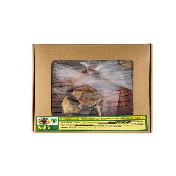 Kit Feijoada Só Carnes 1,7kg