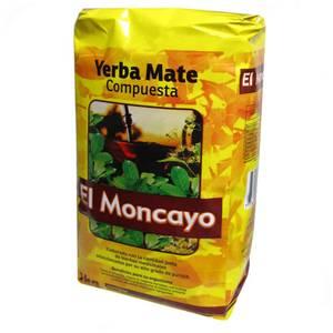 Bilde av EL MONCAYO Yerba Mate Compuesta 1 kg