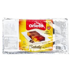 Bilde av ORIETA Dulce de Batata con Chocolate 500g