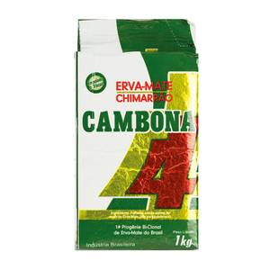 Bilde av Erva Mate BARÃO Cambona 4 - 1kg