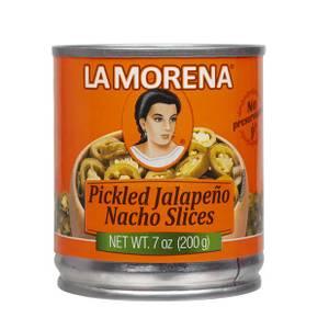 Bilde av LA MORENA Jalapeños en Escabeche para Nachos 200g