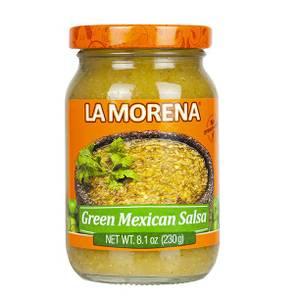 Bilde av LA MORENA Salsa Verde Mexicana 230g