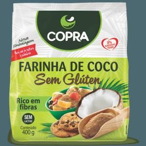Bilde av FARINHA DE COCO COPRA 400g