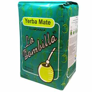 Bilde av La Bombilla Yerba Mate 500g