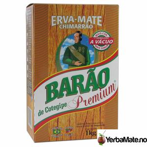 Bilde av Barao De Cotegipe Premium Erva Mate 1kg