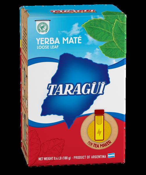 Taragui PURE LEAF 180g til French Press