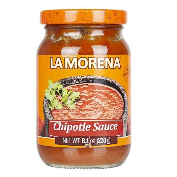 LA MORENA Salsa Picante de Chiles Chipotle 230g