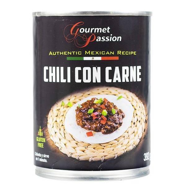 GOURMET PASSION Chili con Carne 392g