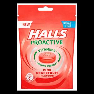Bilde av Halls Proactive Pink Grape 65g