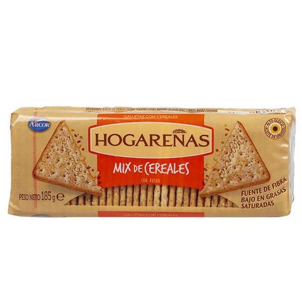 Hogareñas Mix de Cereales 185g