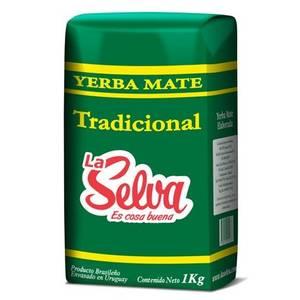 Bilde av La Selva Tradicional Yerba Mate 1kg