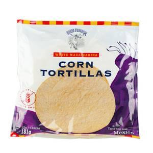 Bilde av NUEVO PROGRESO corn tortillas - tortillas de maiz, 15cm 180g