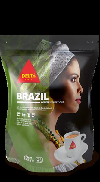 DELTA Cafe Brazil 220g