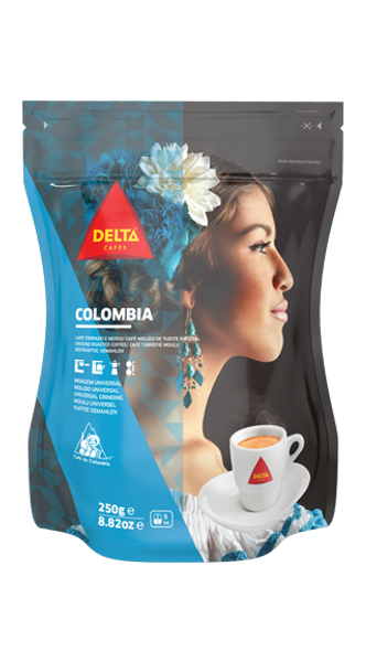 DELTA Cafe Colombia 220g