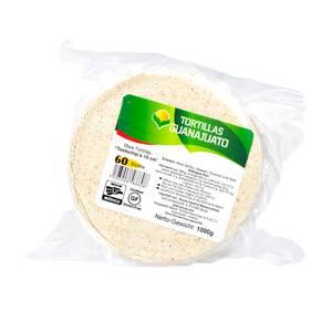 Bilde av GUANAJUATO  Corn tortilla for steking 1000g