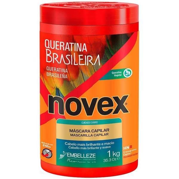 MÁSCARA QUERATINA BRASILEIRA NOVEX 1 Kg