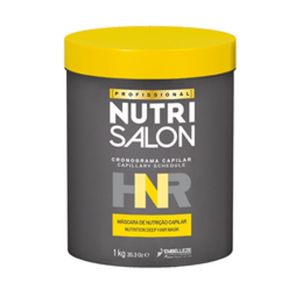 NUTRISALON HNR CRONOGRAMA CAPILAR NUTRIÇÃO NOVEX 1 Kg