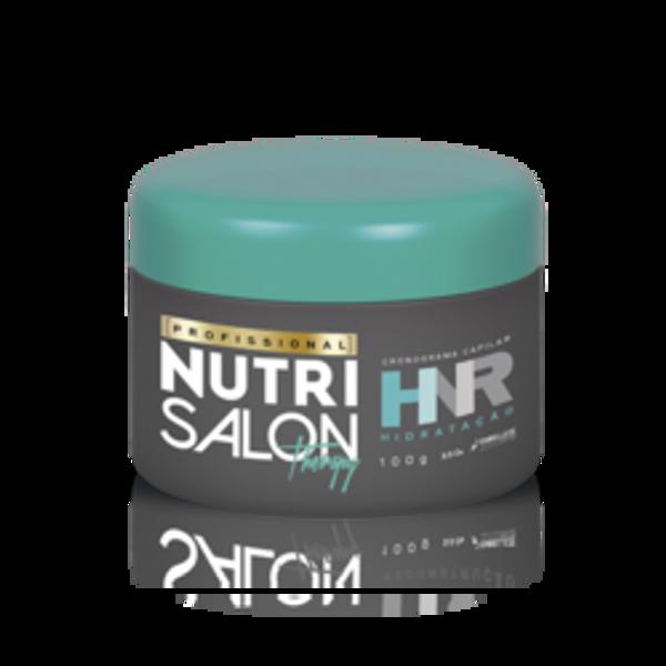 NUTRISALON HNR CRONOGRAMA CAPILAR HIDRATAÇÃO NOVEX 100 g