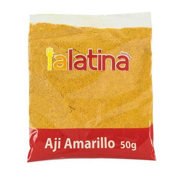 Aji Amarillo Gult chilipulver 50g