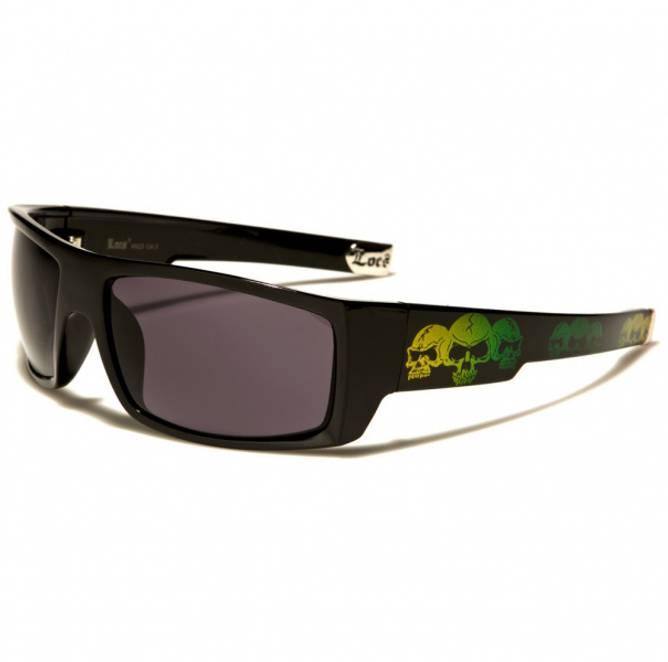 Bilde av Locs solbrille hodeskalle