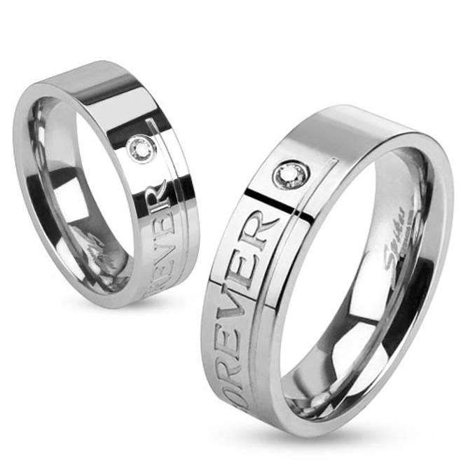 Bilde av Ring i stål, Love you