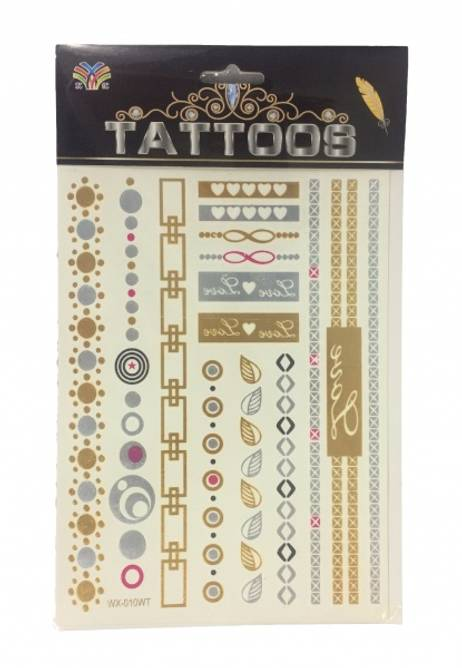 Bilde av Smykke tatovering WX 10