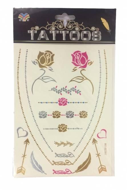 Bilde av Smykke tatovering WX 03