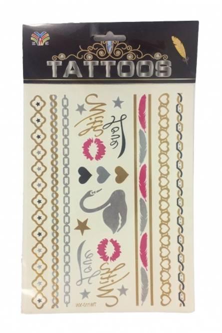 Bilde av Smykke tatovering WX 11