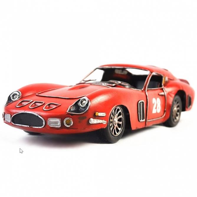 Bilde av Ferrari GTO modell