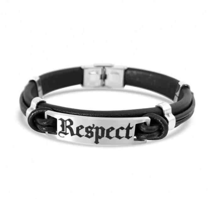Bilde av Baron armbånd Respect