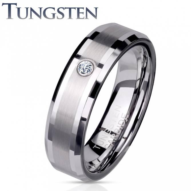 Bilde av Tungstensring