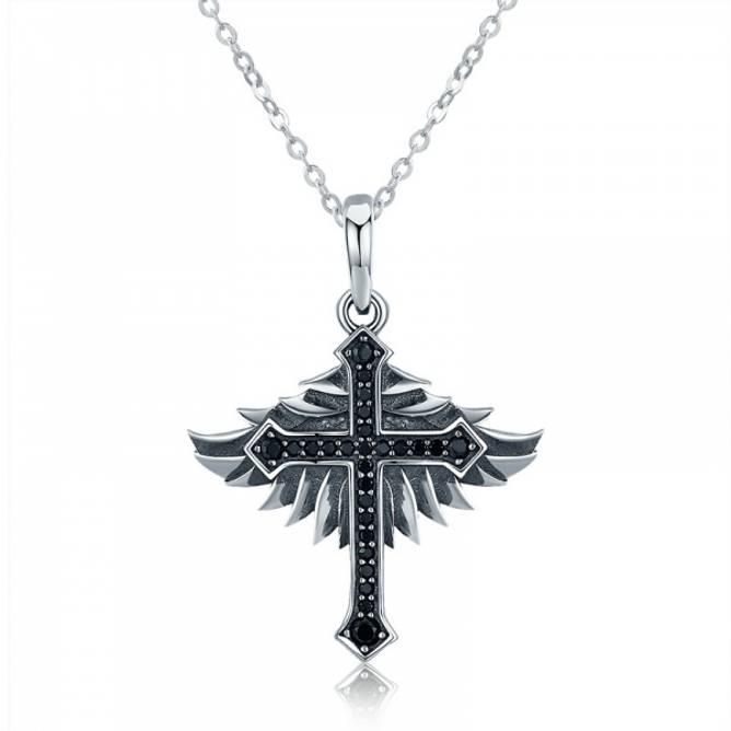 Bilde av Halskjede Wings of faith