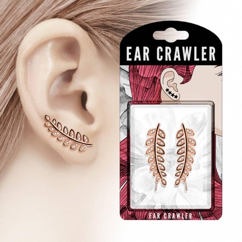 Bilde av Ear crawler blader Rosegull