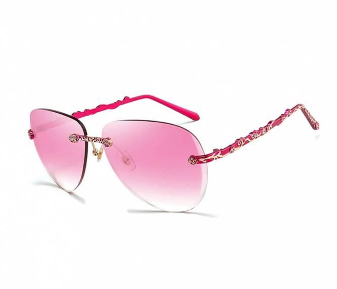Bilde av HDCRAFTER rosa solbriller