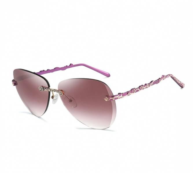 Bilde av HDCRAFTER lilla solbriller