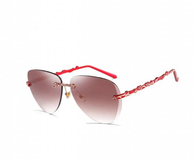 Bilde av HDCRAFTER røde solbriller