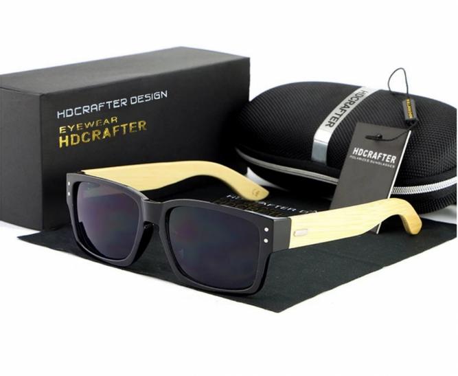 Bilde av HDCRAFTER  sorte solbriller
